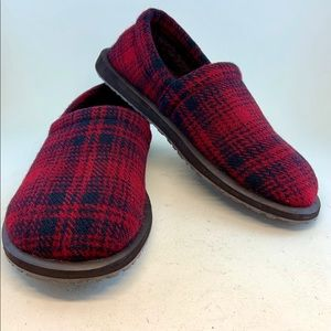 Woolrich Wool Chatham Chill II Plaid Slippers